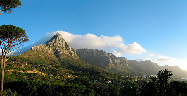 Cape Town offers serenity, but at what cost?
