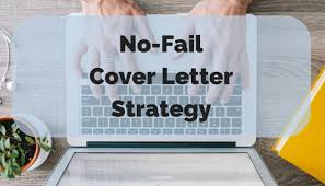 4 Secrets To Writing A Great Cover Letter