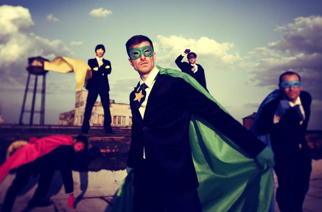 Job Search Like A Super Hero