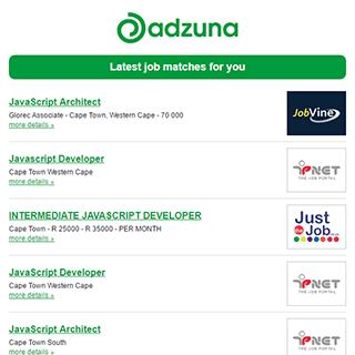 Adzuna.co.za is worth $48,062 USD - Search Jobs in ...